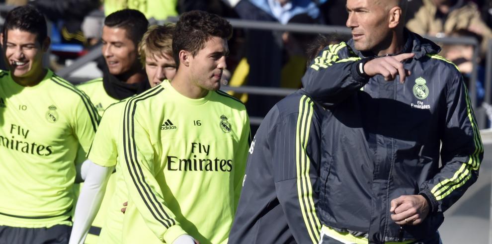 Zidane impone un