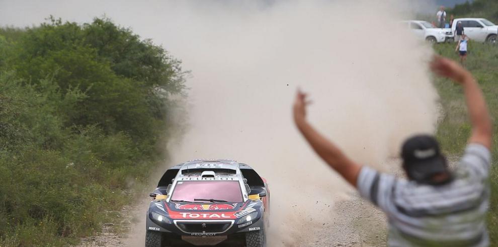 Loeb repite triunfo