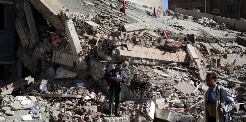 Más de dos mil muertes civiles en Yemen