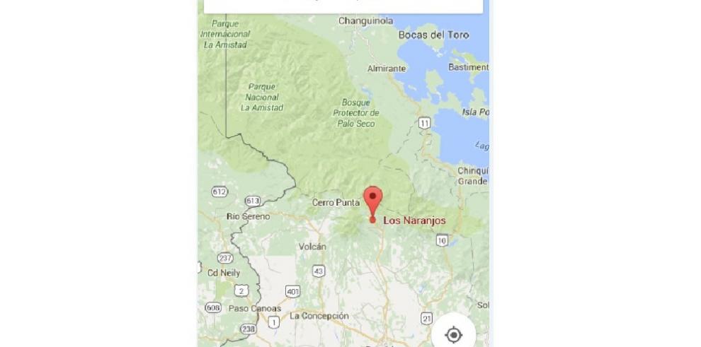 Seis panameños y 2 extranjeros se pierden en la cordillera chiricana