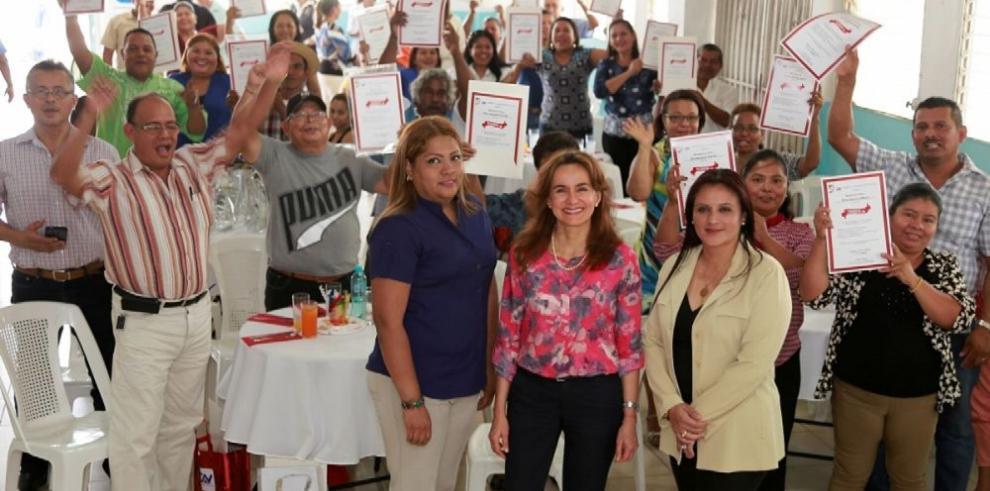 Panamá Oeste avanza 'camino al progreso'
