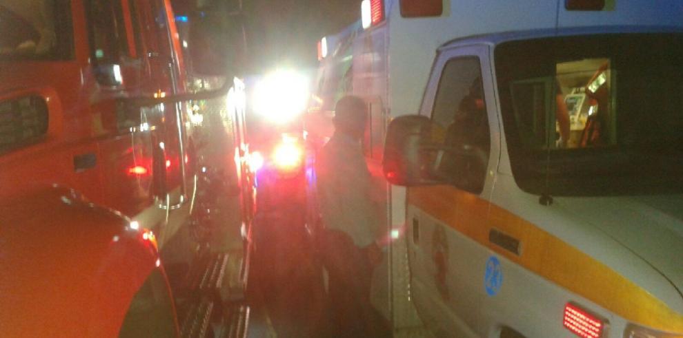Accidente en Veraguas deja 12 personas heridas