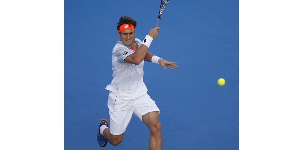 Ferrer arrolla a Tsonga y jugará con Rafael Nadal