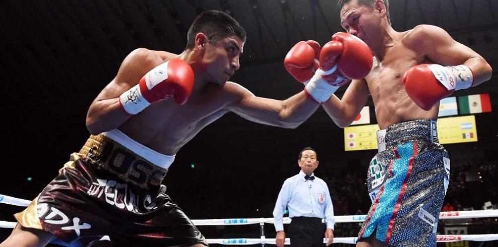 Argumedo arrebata el título mundial al japonés Takayama