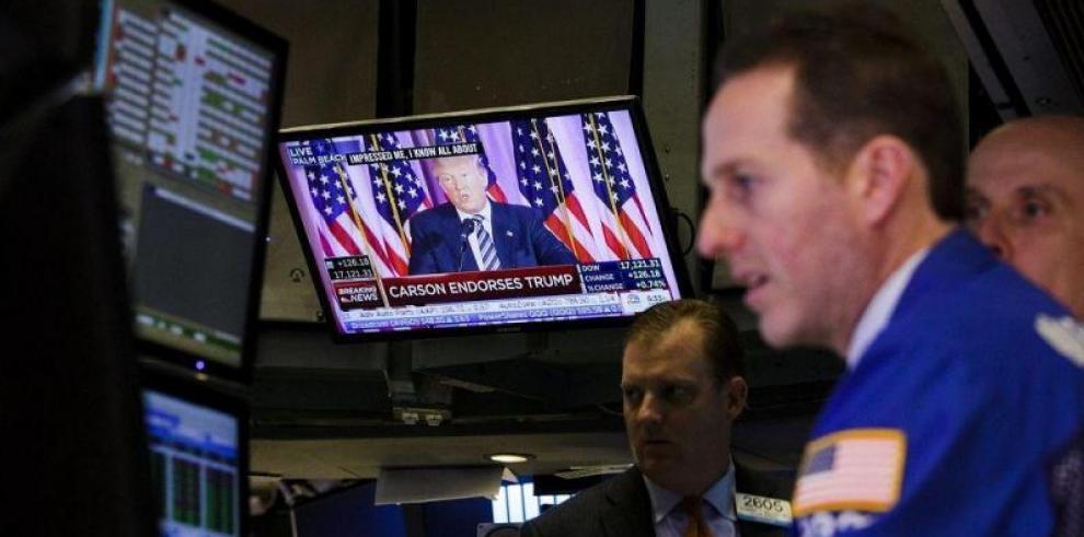 Wall Street cierra con ganancias y el Dow Jones sube un 0,56 %