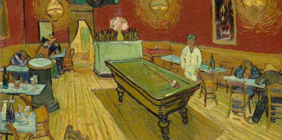 Un Van Gogh se quedará en EE.UU.