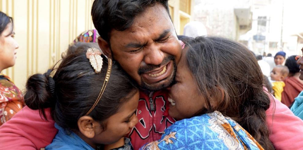 Más de 200 detenidos en Pakistán tras el atentado del domingo de Pascua