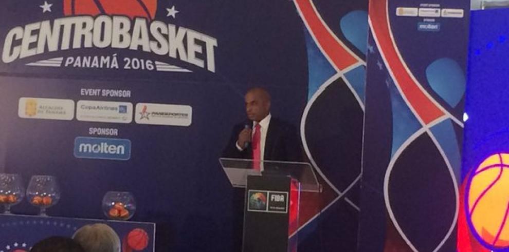 Panamá en el Grupo A del Centrobasket
