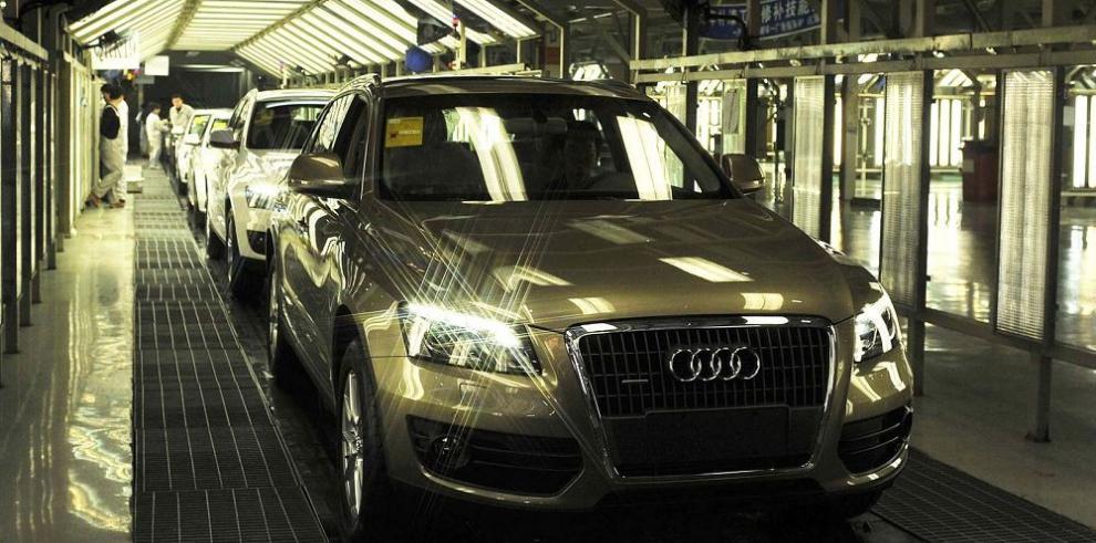 A la venta, primer auto ensamblado en Paraguay