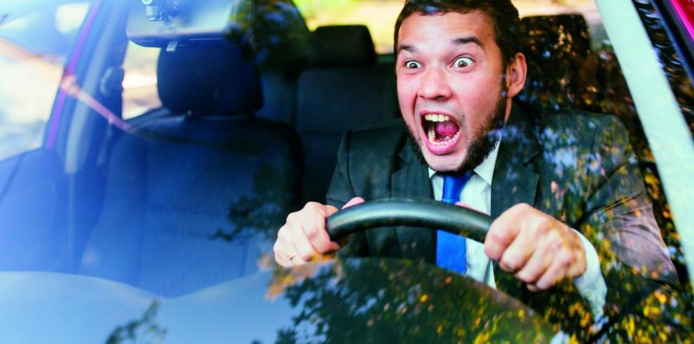 Emociones, peligro al volante