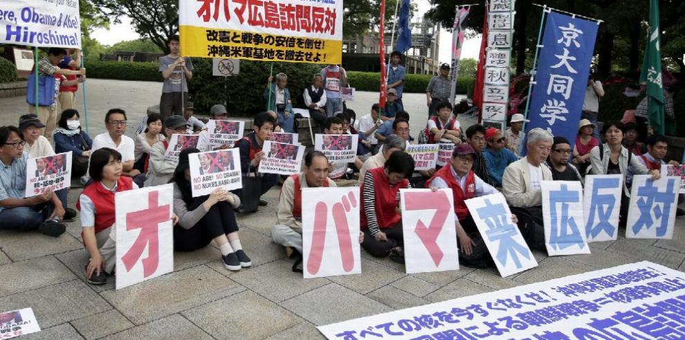 Hiroshima, a la espera de la visita de Barack Obama