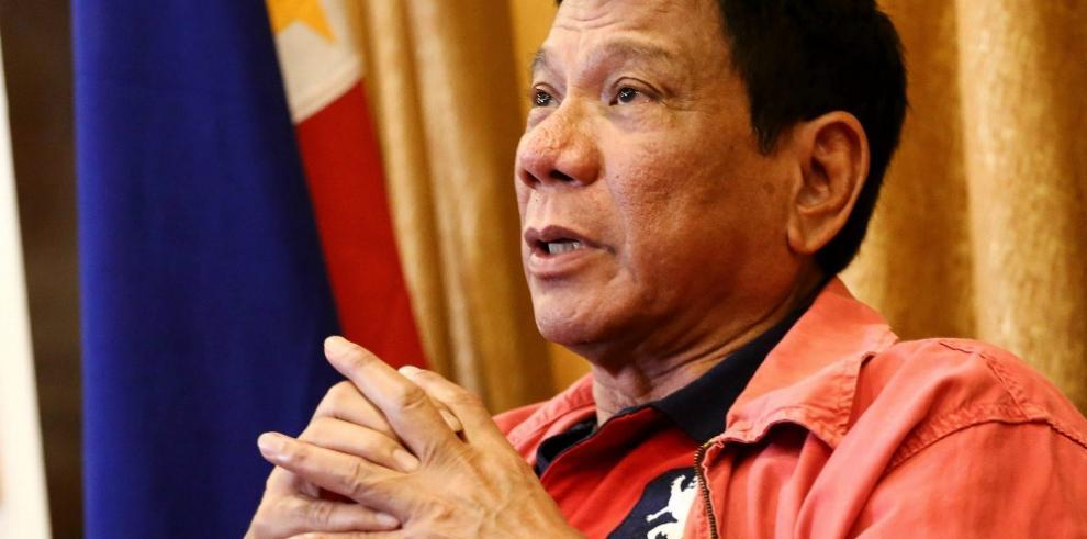 Resultados oficiales confirman a Duterte como presidente de Filipinas