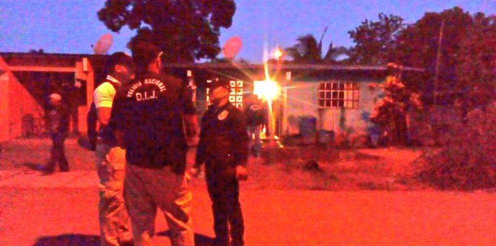 Once detenidos durante operativo policial en Coclé