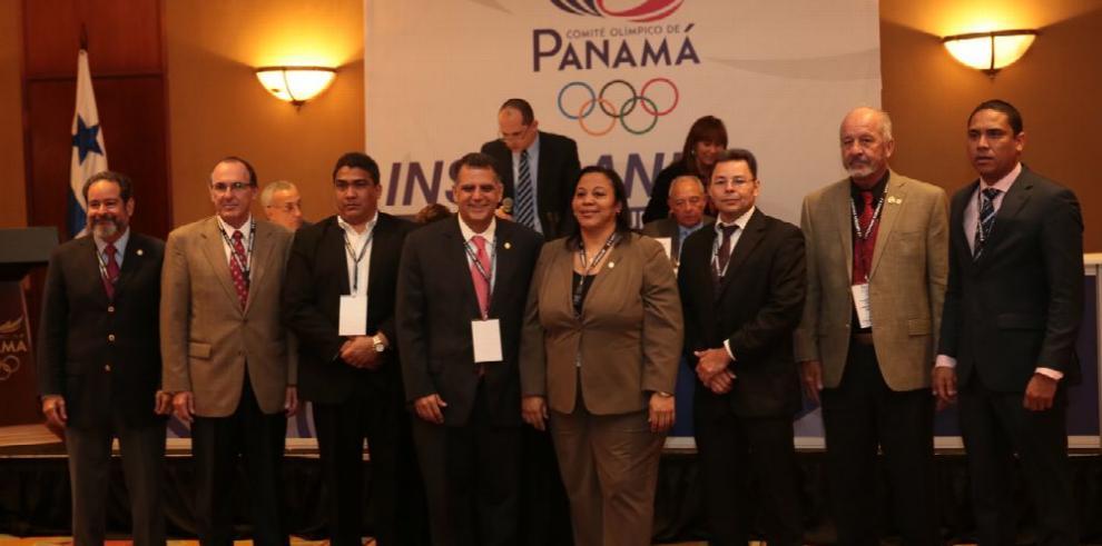 Camilo Amado seguirá al frente del Comité Olímpico