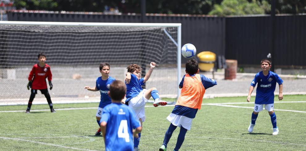 Copa Istmico 2019.