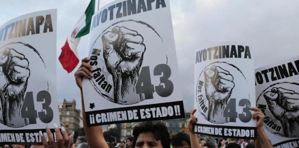 Convocan a marcha en Guatemala por estudiantes mexicanos desaparecidos