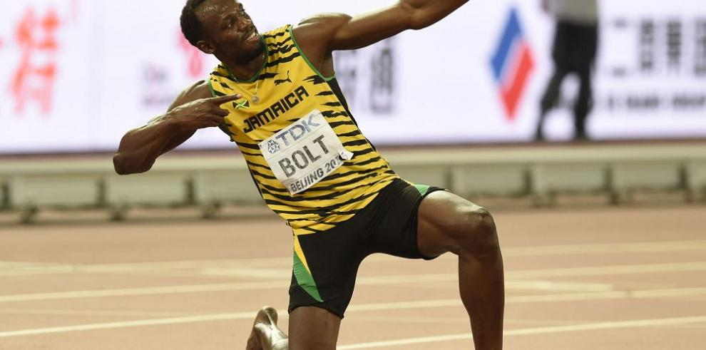 Fundación de Usain Bolt patrocina plan de la IAAF