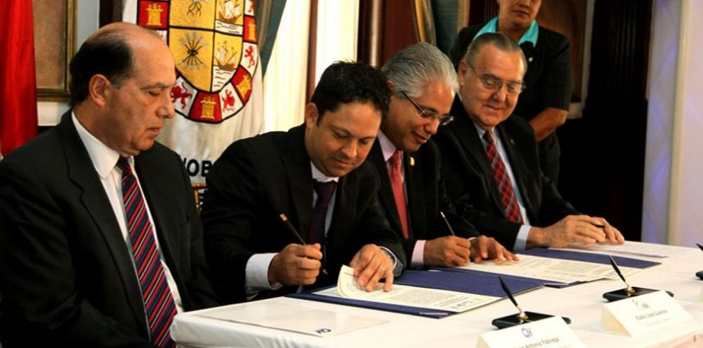 Firman acuerdo para Alianza