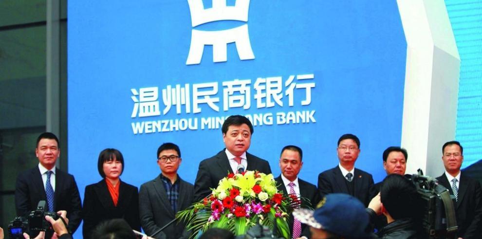 Banco privado chino se expande en la costa