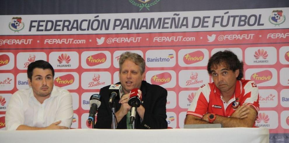 Pipino revela su estrategia de trabajo para Mundial sub-20