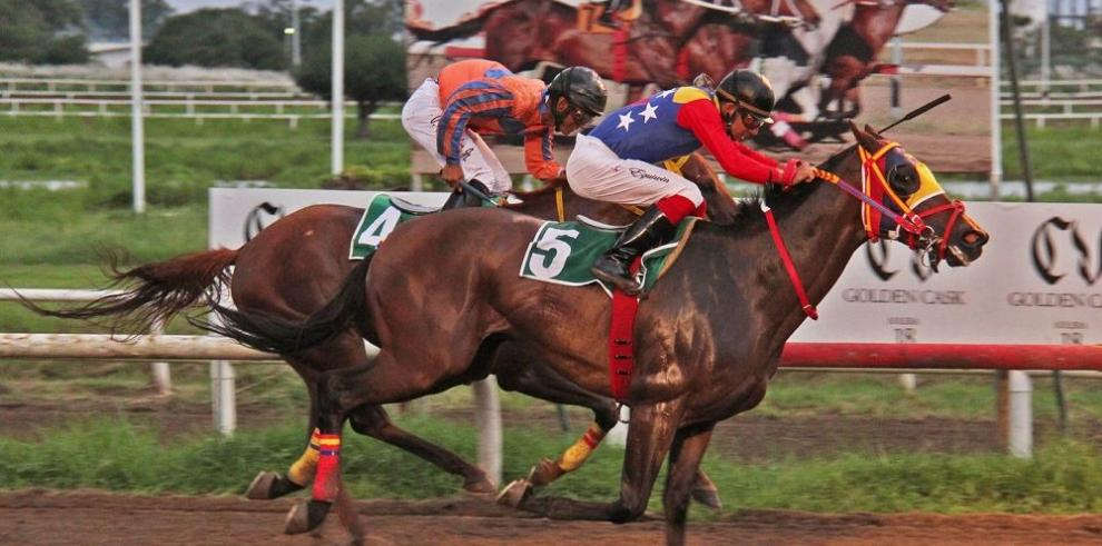Equinos de la quinta serie abren la cartilla