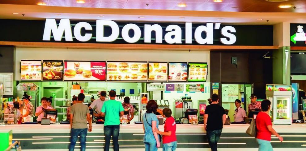 McDonald's Panamá ampliará su red de restaurantes en 2015