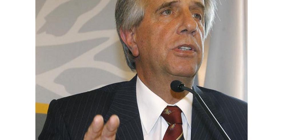 Vázquez participará en Panamá en reunión