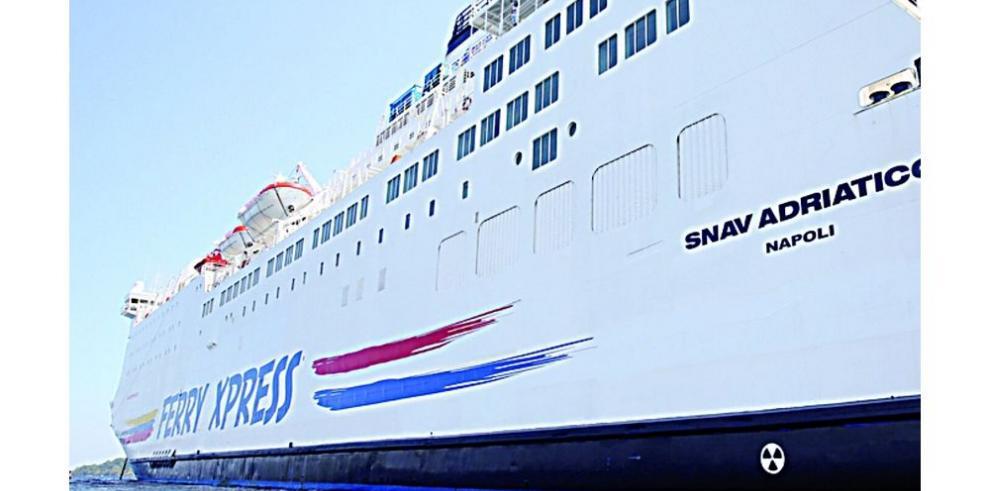 Ferry Xpress termina su primera temporada