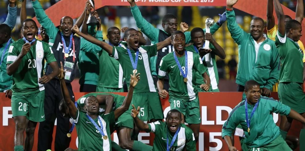 0-2 Nigeria gana en Chile su quinto mundial sub'17