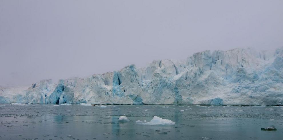 Deshielo de la Antártida podría elevar tres metros el nivel del mar