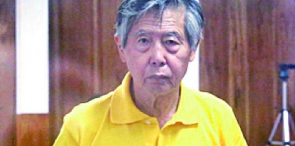 Fujimori dice que su hija es la presidenta que necesita Perú