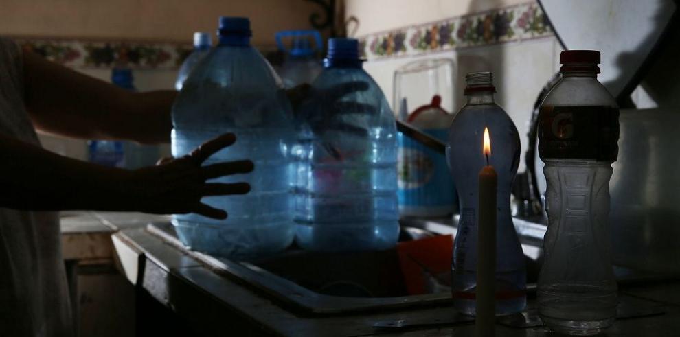 Ni agua ni luz