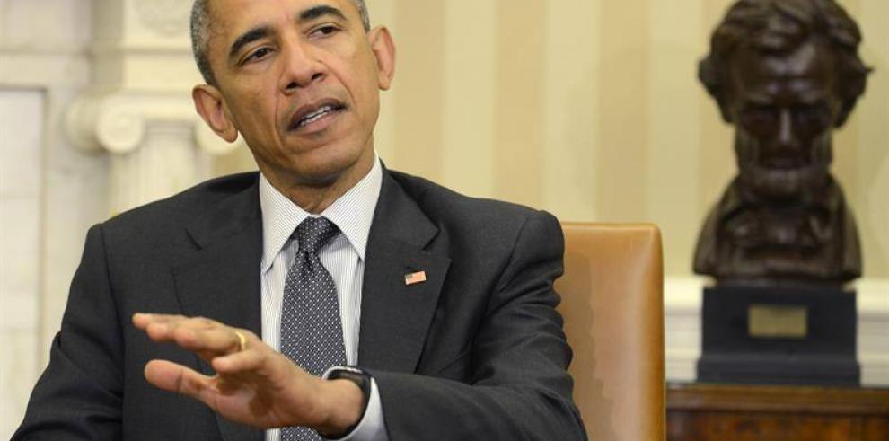 Barack Obama recibirá al príncipe heredero de Emiratos Árabes