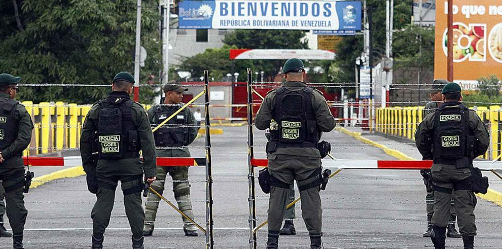 Colombia denuncia ingreso de tropas de Venezuela por frontera norte