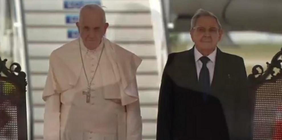 Papa Francisco dice que se vive