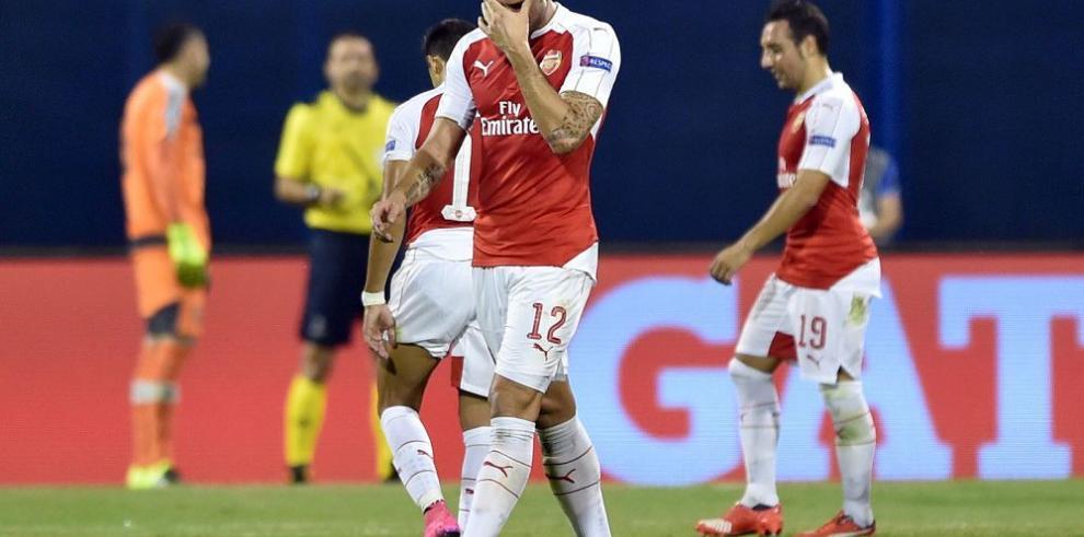 Arsenal espera aprovechar el mal momento de Chelsea