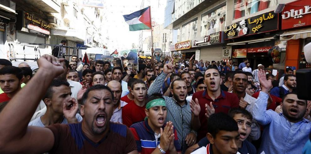 Disturbios y protestas en Cisjordania y Jerusalén Este