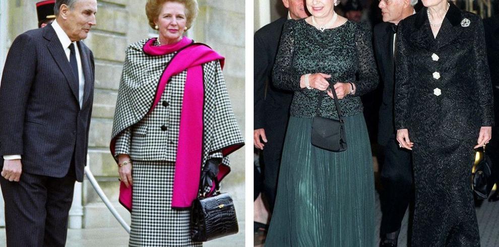 Subastan objetos personales de Thatcher
