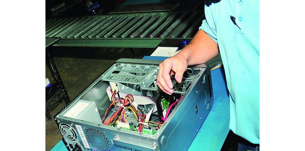 Rissco promueve el reciclaje tecnológico