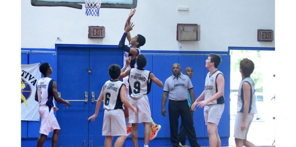 Baloncesto colegial se pone en marcha