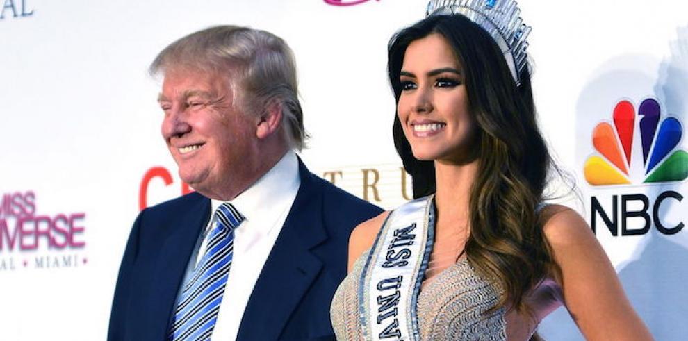 Donald Trumpanunció que es el dueño absoluto de Miss Universo