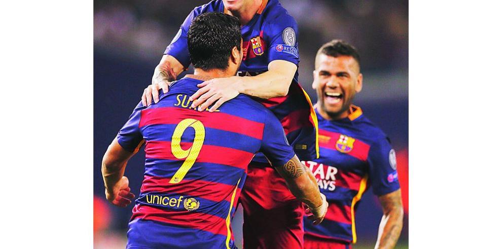 Barcelona y Atlético Madrid miden fuerzas