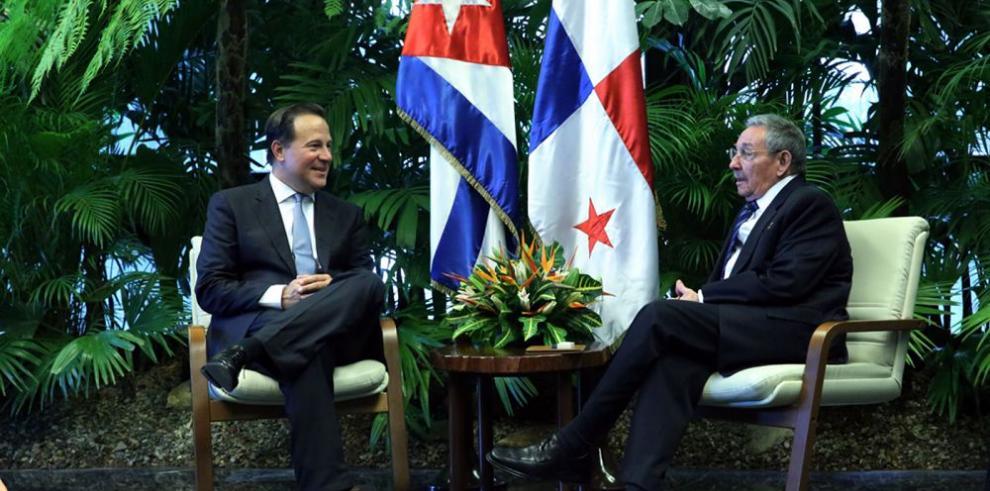 """""""Siempre estaremos al lado de Cuba"""", dice Varela"""