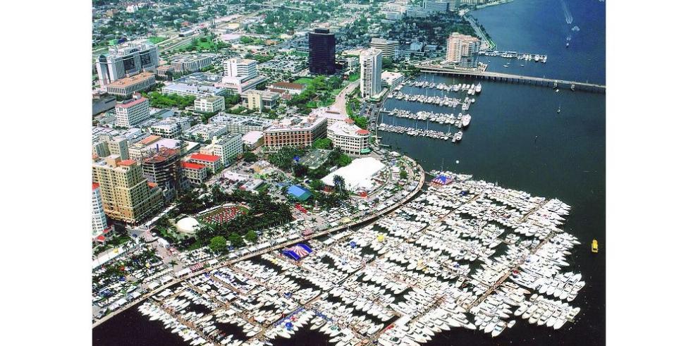 Miami Beach, balneario de famosos está de fiesta