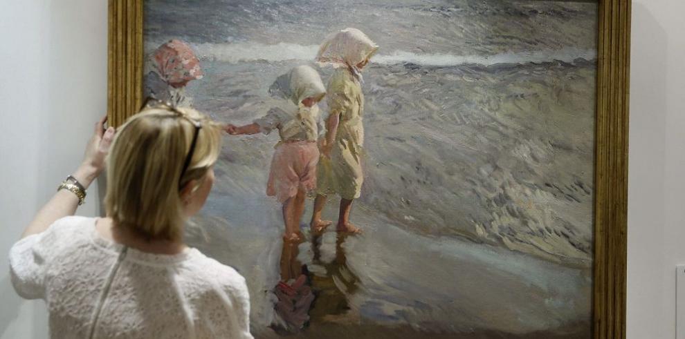 Pintura de Sorolla a $5.3 millones
