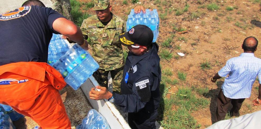 San Miguel continúa sin agua
