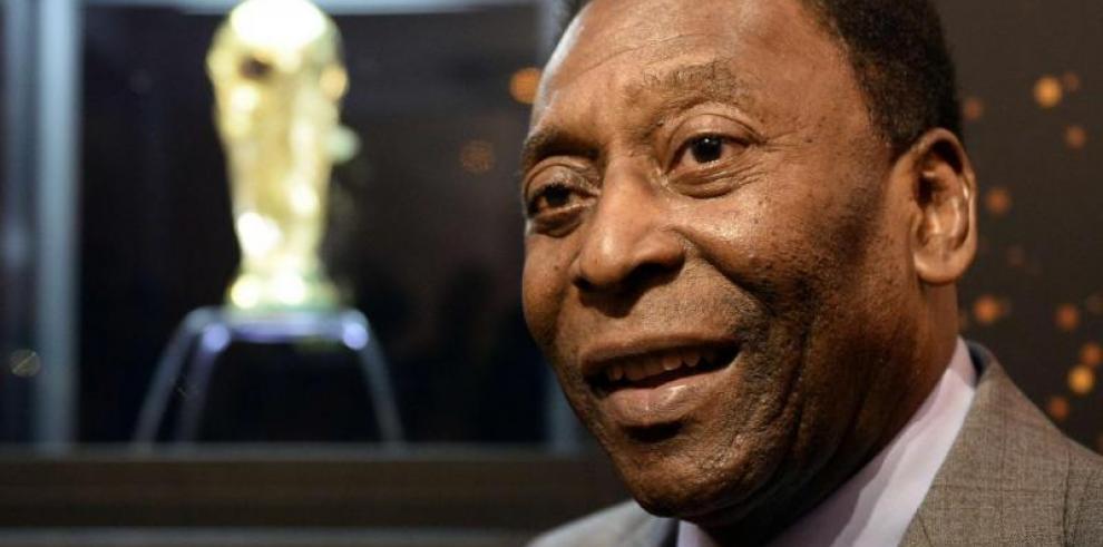 Pelé abandona hospital donde fue operado