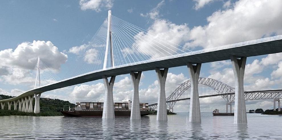 Unas 26 empresas aspiran a construir el Cuarto Puente sobre el Canal