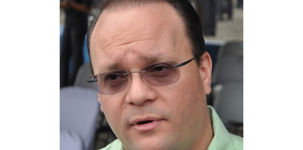 Julio Moltó realiza declaración jurada por el caso de Vernon Ramos