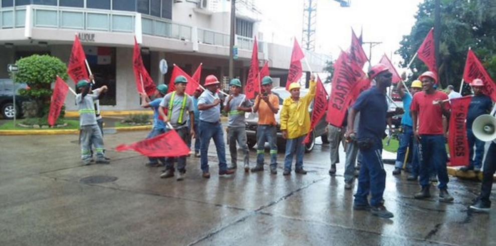 Suntracs anuncia jornada de protestas